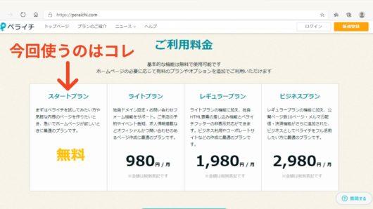 ぺライチのデメリット:ホームページをガチ運営しようと思ったらお金がかかる
