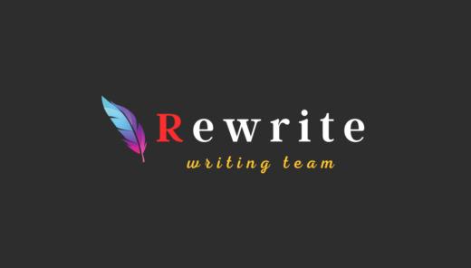 アフィリエイトチーム「Rewrite」概要